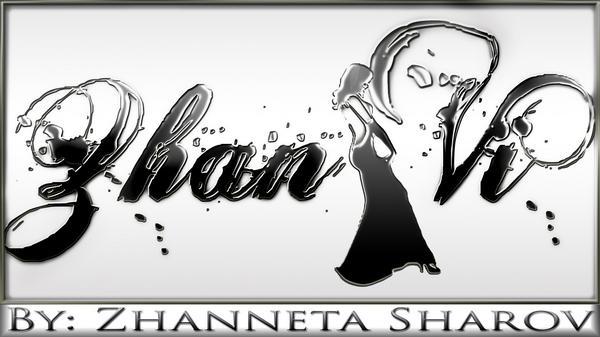 Logo by Victoria Sharov
